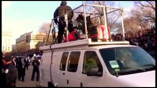 should president donald trump be exposed 58th presidential inaugural parade