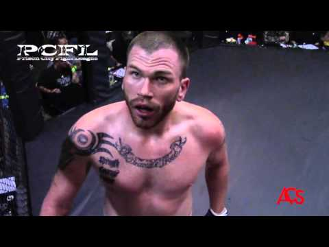 """Prison"" City Fight League ALLEN HOMMINGA VS DUSTIN KING #200"