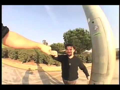 BAM MARGERA AND FRIENDS IN BARCELONA Element skateboard