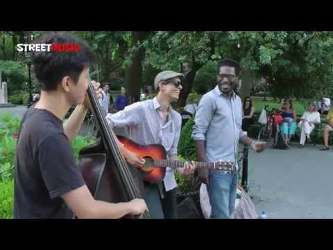"David McKay: ""I'm gonna find another you"" - Busking in New York"