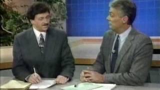 Wstm Channel 3 News - Syracuse, Ny - 11/19/90