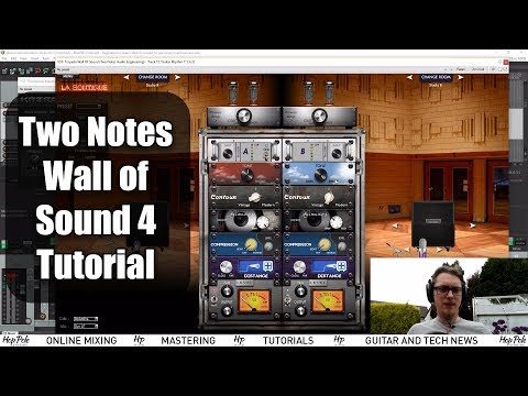Two Notes Wall of Sound 4 - Review and tutorial