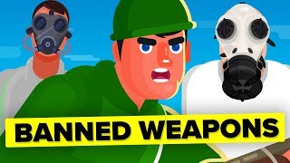 Weapons So Terrible They Had To Be Banned From War