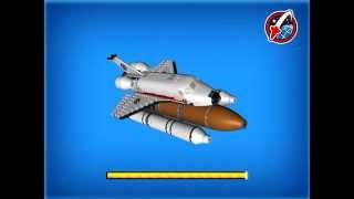 LEGO MY CITY SPACE SHUTTLE PLAYTHROUGH!