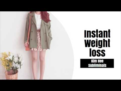 Instant Weight Loss Subliminal