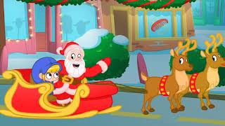 The Christmas Bandits | Cartoon for Kids | Mila and Morphle