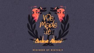 Video Carmen Amare - We Made It Freestyle download MP3, 3GP, MP4, WEBM, AVI, FLV Juli 2018