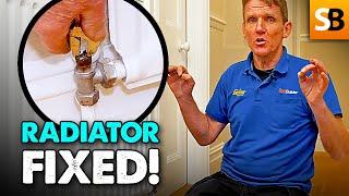 Radiator Not Getting Hot? - Plumbing DIY