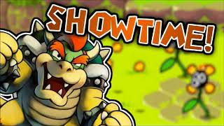 """Showtime!"" - Bowser's Inside Story 3DS (Fan Music)"