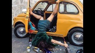 Пьяные бабы за рулем!!! Аварии и ДТП Супер жесть.Смотреть всем. Новинка 2017