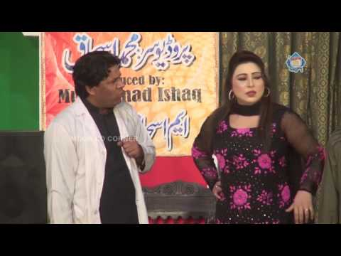 Best Of Tharki Doctors -  New Pakistani Full  Stage Drama -  Comedy Clip 2017