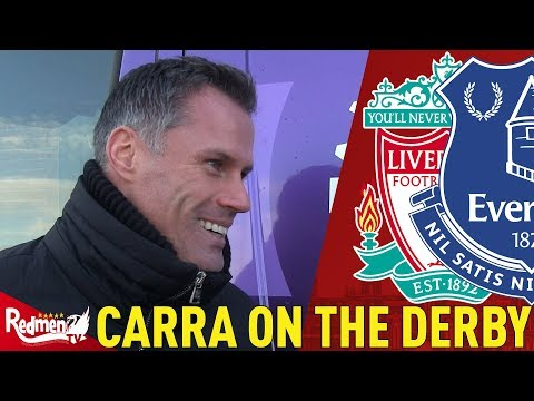 'I Thought Klopp's Celebration Was Brilliant!' | Jamie Carragher | Liverpool 1-0 Everton