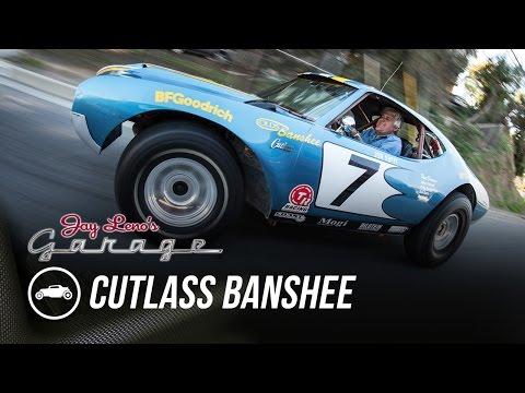 James Garner's '72 Cutlass Banshee - Jay Leno's Garage
