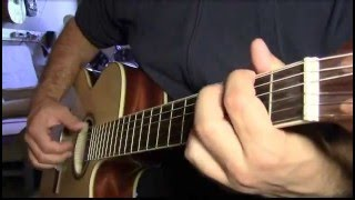 Same mistake James Blunt guitar lesson part 1