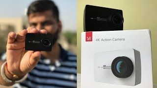 Xiaomi Yi 4K Action Camera Unboxing and First Look Review