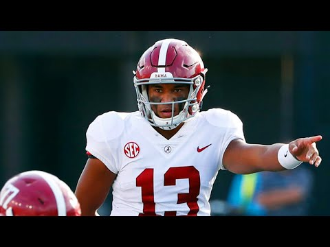 Tua Tagovailoa Highlights 2017-18 |