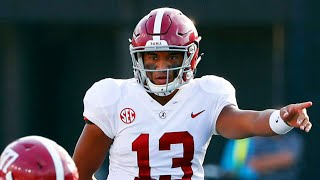 "Tua Tagovailoa Highlights 2017-18 | ""Hawaiian Punch"" 