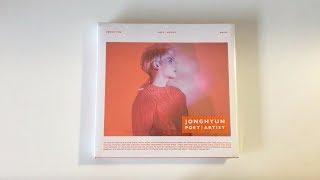 ♡Unboxing Jonghyun 종현 2nd Studio Album Poet | Artist♡