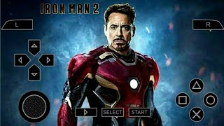 How To Download Iron man 2 Game || For Android PSP Android Game || Full Game & high graphic Game ||