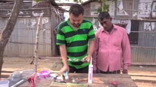 বোতল লাইট, অস্থির আইডিয়া || How to make Bottle light