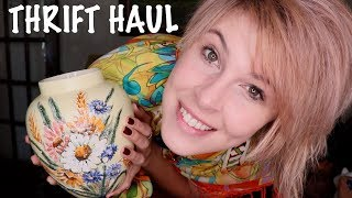 My Thrift Store Haul | What Will I Make on eBay? | Reselling