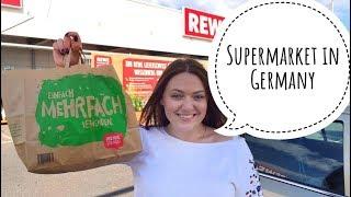 Немецкие супермаркеты / Что покупают немцы