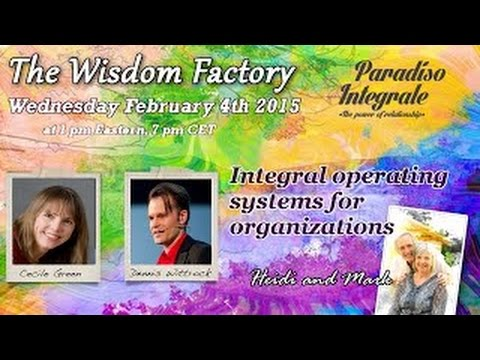Integral Operating Systems for Organizations: Dennis Wittroc