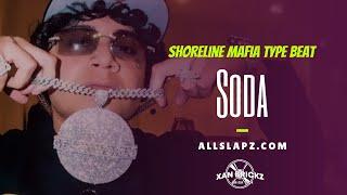 "*FREE* Shoreline Mafia Ohgeesy Type Beat - ""Soda"" | Daboii Type Beat | Allblack Instrumental"