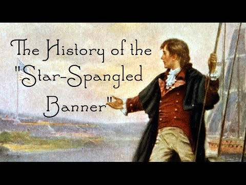 The History of the Star-Spangled Banner for Kids: Francis Scott Key and Fort McHenry - FreeSchool
