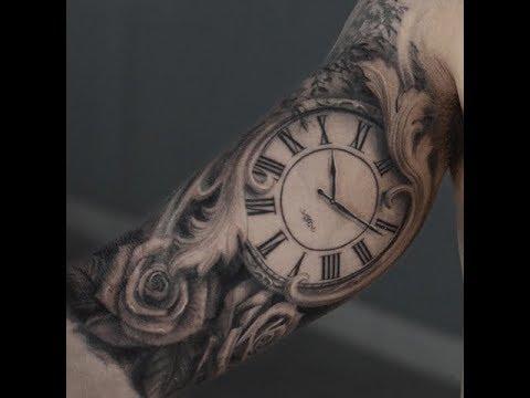 Tatuajes De Relojes Ideas Para Tu Tatuaje Youtube