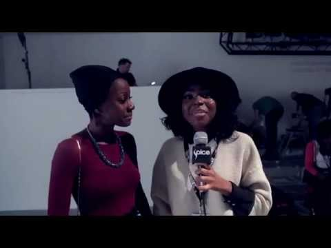 Samata interviewed by Spice TV about Holly Fulton Show
