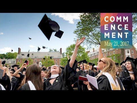 2017 Smith College Commencement Event Webcast