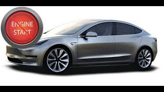 Tesla Model 3: Opening and starting these models with a dead phone battery.