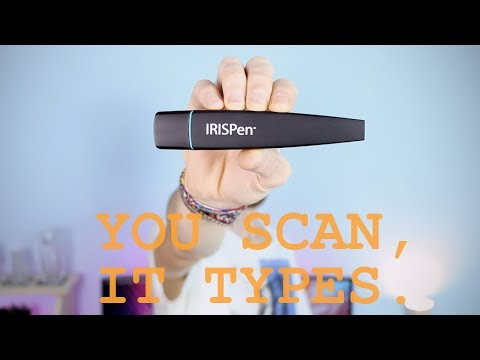 IRISPen Executive 7 review! from YouTube · Duration:  6 minutes 3 seconds