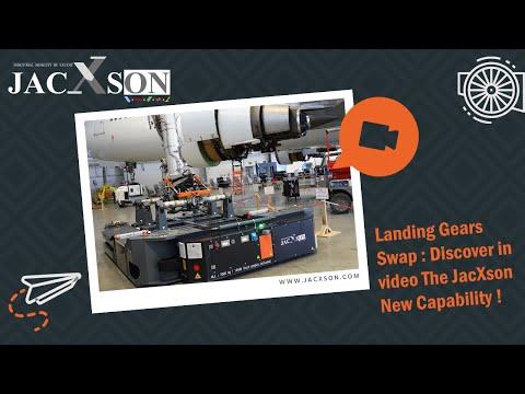 Landing Gears Swap : The JacXson New Capability !