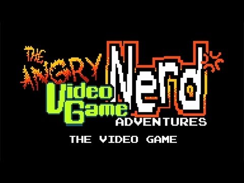 Free Download :: Angry Video Game Nerd Adventures! - YouTube