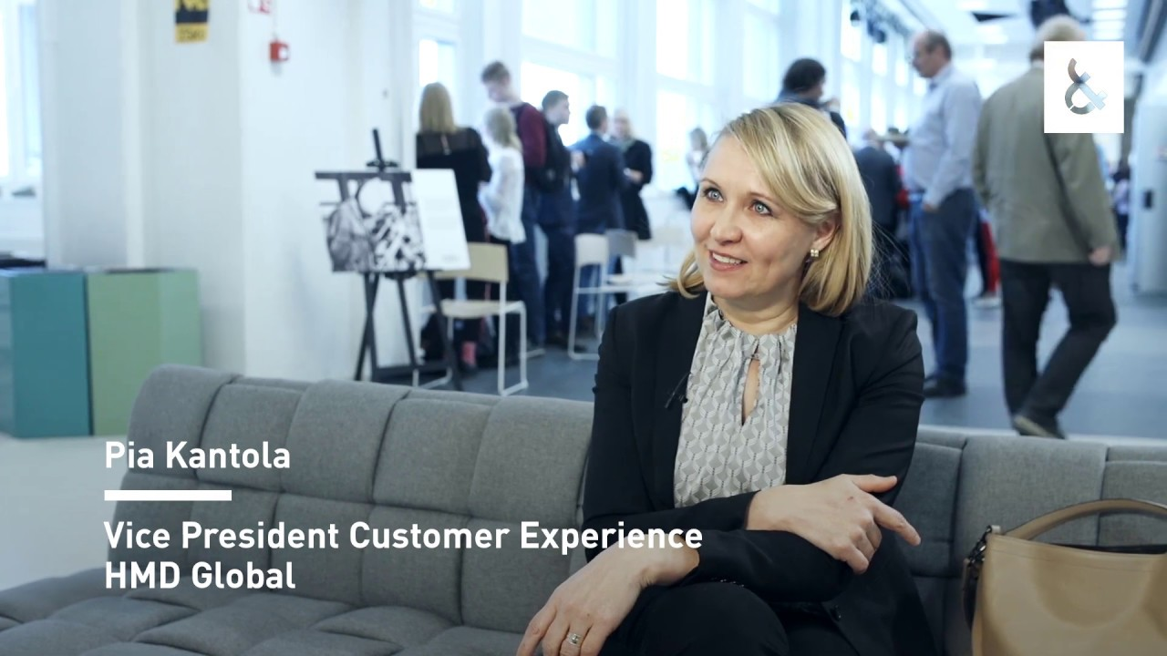 Analytics-driven consumer engagement: Case HMD Global – Pia Kantola, HMD  Global