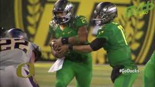 "Oregon Ducks Football vs. Utah 2013 HD ""Coming Home"""