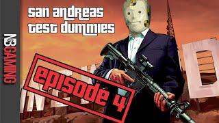 San Andreas Test Dummies Ep. 4 - GTAV Gameplay Montage - Rockstar Editor