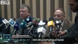 مصر العربية | نقابة الصيادلة: أغلب قضايا الأدوية المهربة تخص