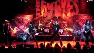 The 69 Eyes Live January 2013 Zeche Bochum - Dead Girls Are Easy, Black