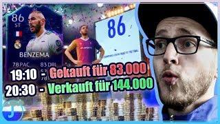 FIFA 19 - RTG: Ein richtig kranker Trading Tipp: EVENT KARTEN !! CL Pack Opening mit Wall-Rausch!