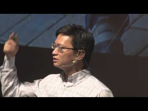 Expressivity links society: Zhi-Hua Sun at TEDxNCU