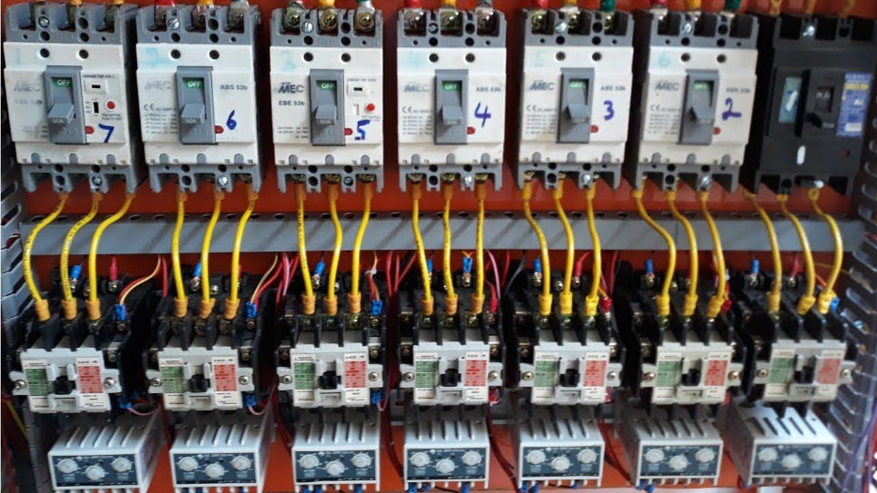electric 3 phase panel wiring diagram diagram data schemathree phase breaker panel wiring diagram 21 [ 1280 x 720 Pixel ]
