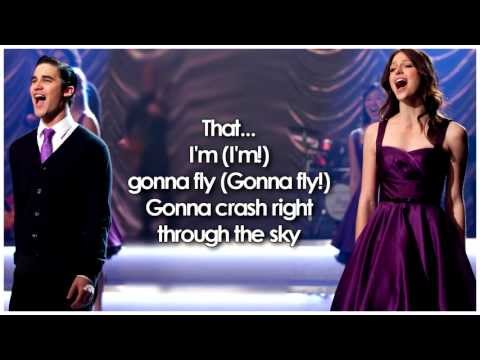 Glee - All or Nothing (Lyrics)