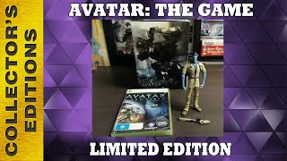 Avatar: The Game Limited Edition (Xbox 360) With Jake Sully Figure