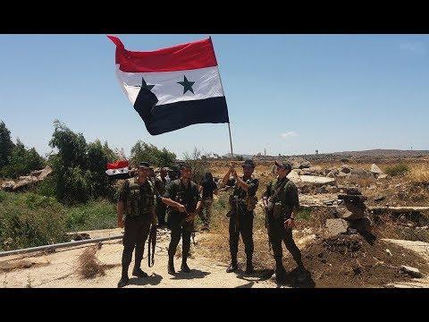 SYRIA: Syrian army takes control of Quneitra
