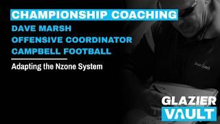 Adapting the Nzone System - Dave Marsh