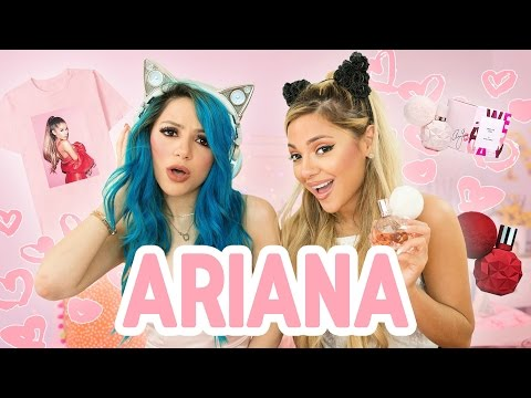 Thumbnail: TESTING ARIANA GRANDE PRODUCTS!! Niki and Gabi