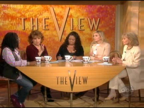 The View Behar  : We are all broke now  ABC